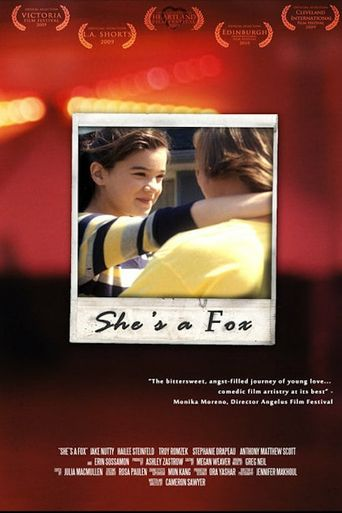 She's a Fox Poster