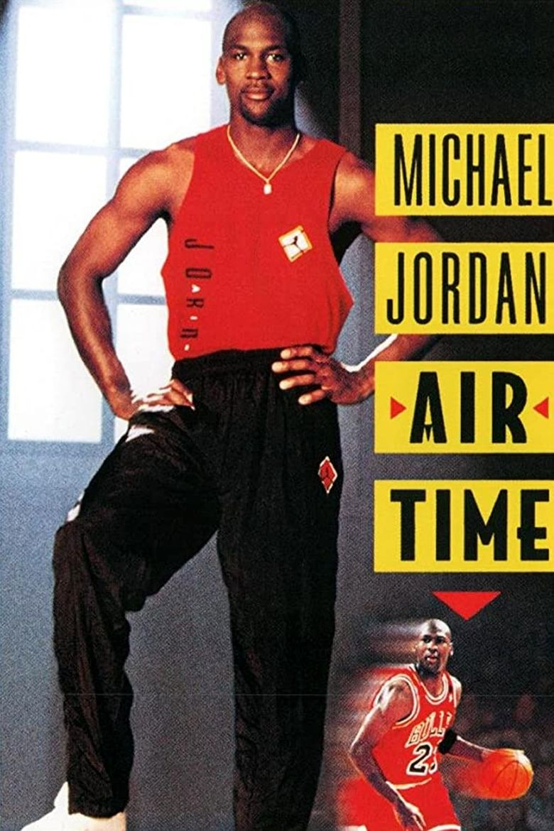 Michael Jordan: Air Time Poster