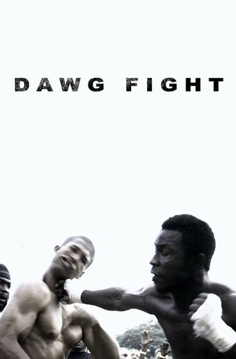 Dawg Fight Poster