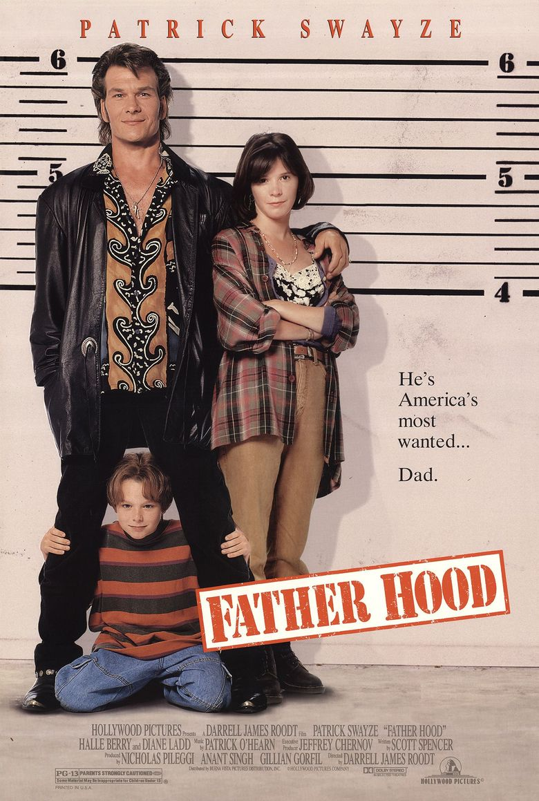 Father Hood Poster