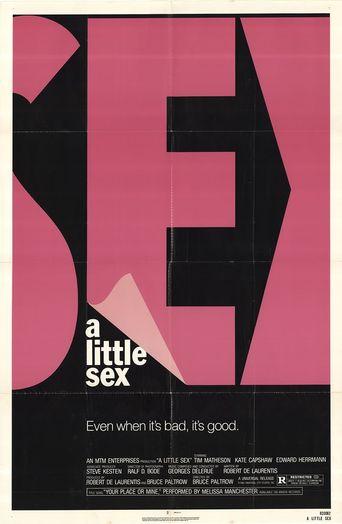 A Little Sex Poster