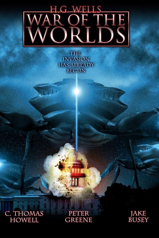 H.G. Wells' War of the Worlds Poster