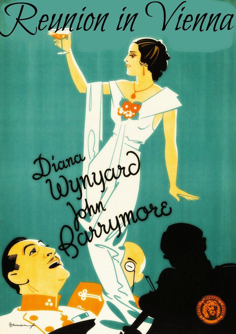 Reunion in Vienna Poster