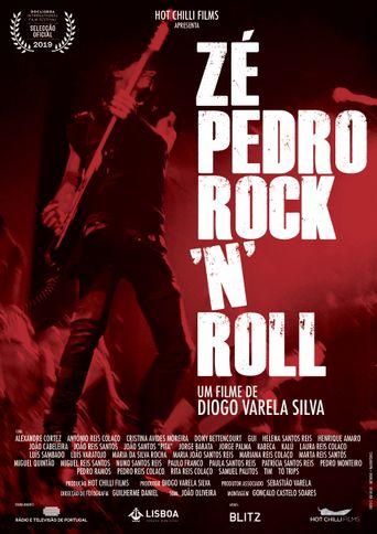 Zé Pedro Rock 'n' Roll Poster
