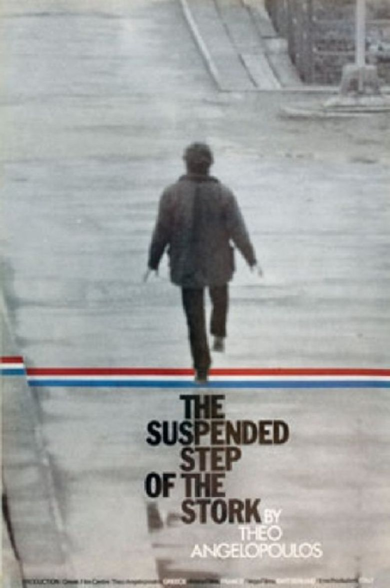 The Suspended Step of the Stork Poster