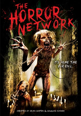 The Horror Network Vol. 1 Poster