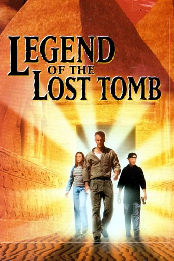 Watch Legend of the Lost Tomb