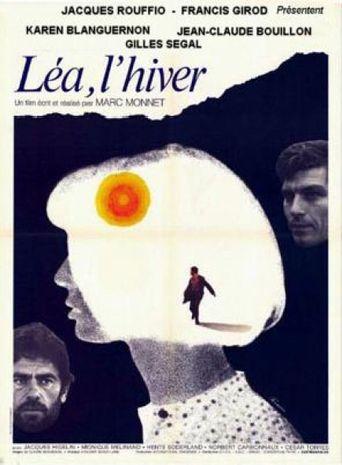 Léa in Winter Poster