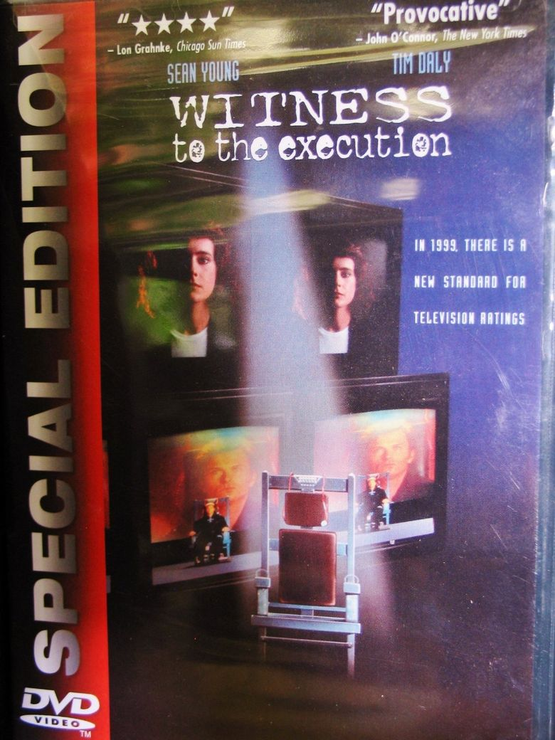 Witness to the Execution Poster