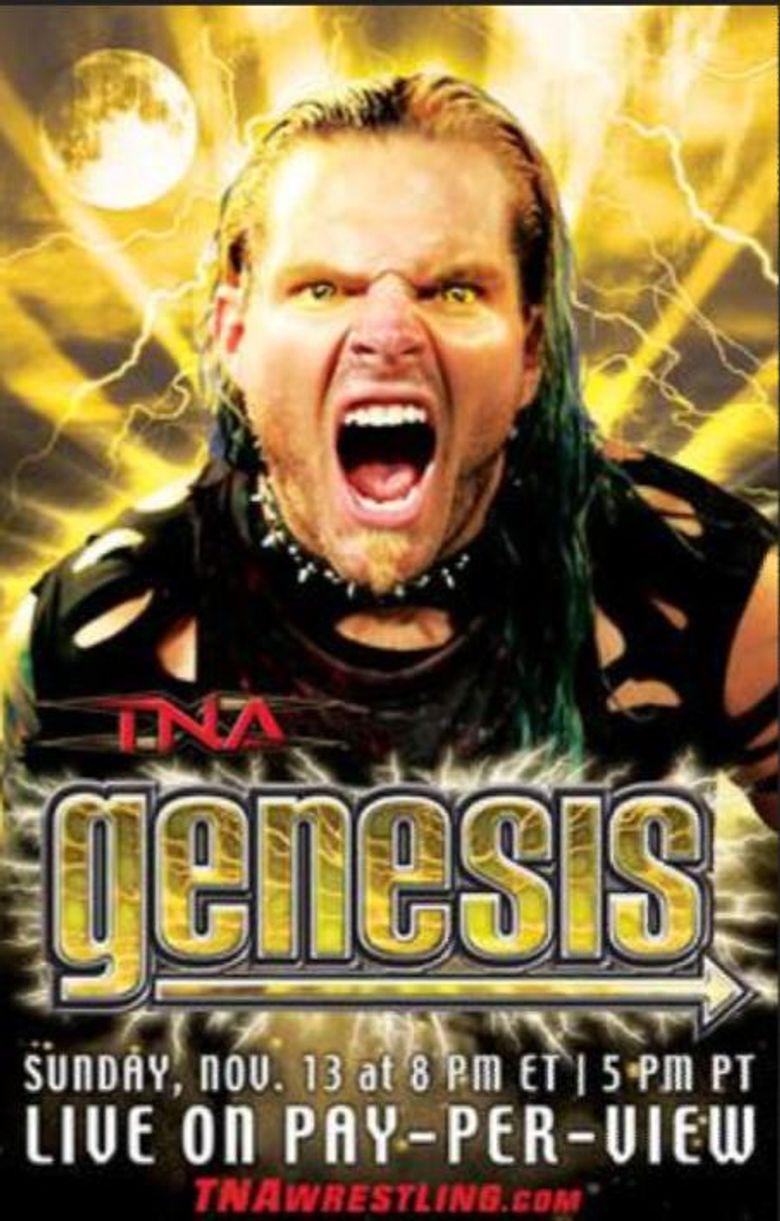 TNA Genesis 2005 Poster