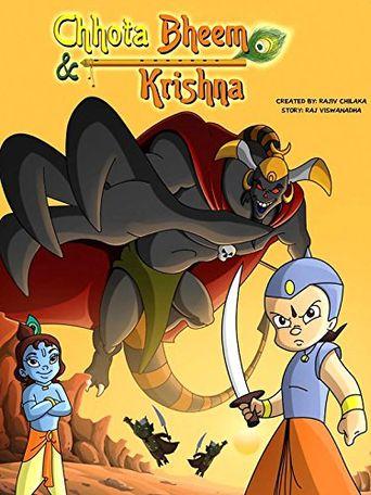 Chhota Bheem Aur Krishna Poster