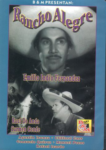 Rancho Alegre Poster