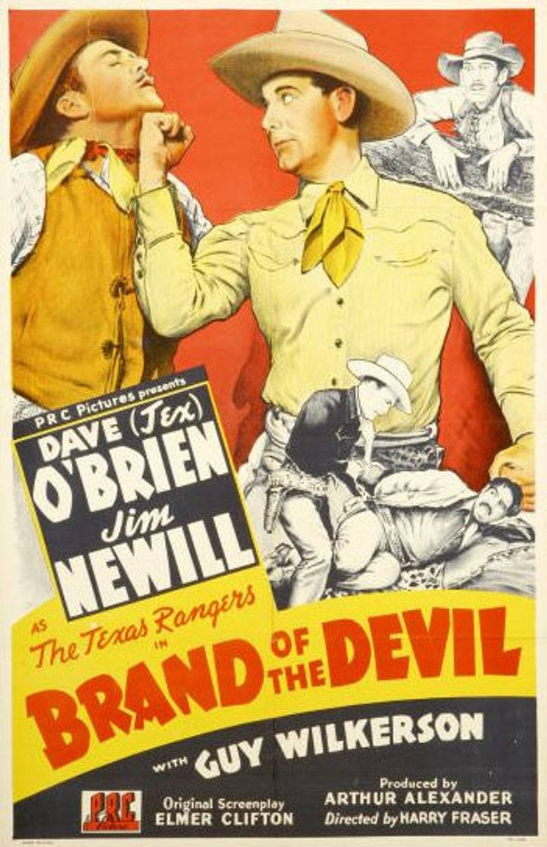 Brand of the Devil Poster