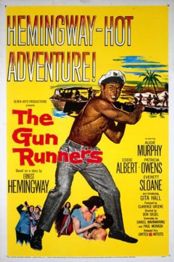 The Gun Runners Poster