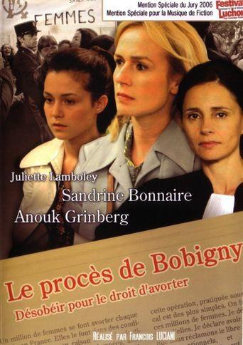 le procès de Bobigny Poster