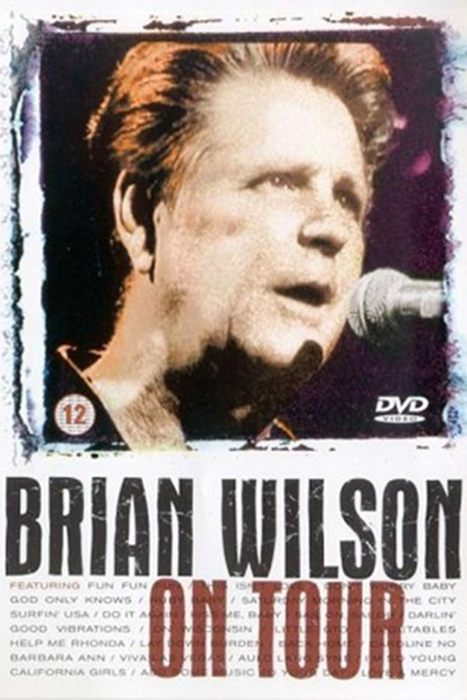 Brian Wilson: On Tour Poster