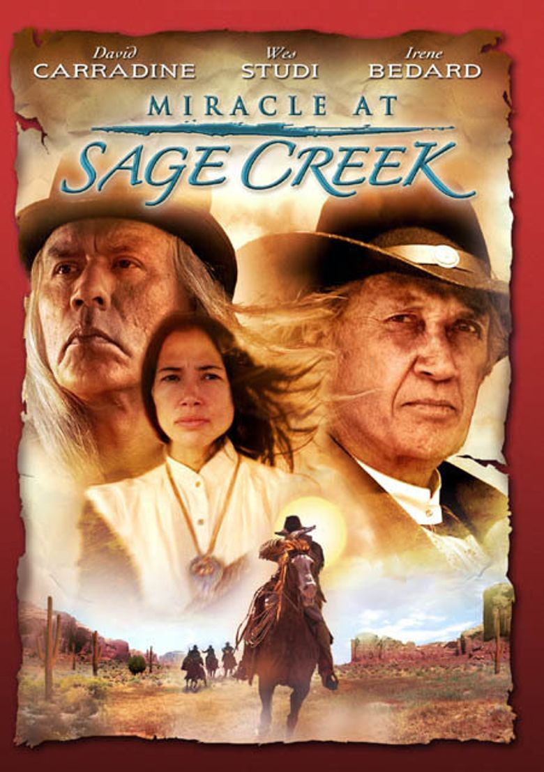 Miracle at Sage Creek Poster