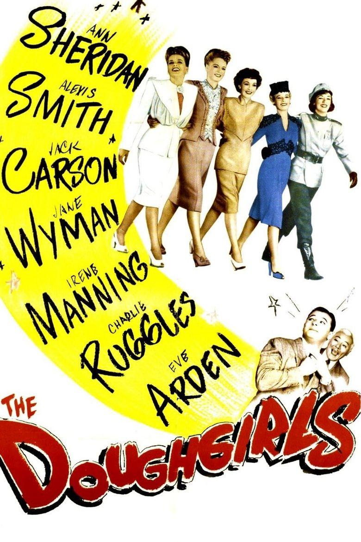 The Doughgirls Poster