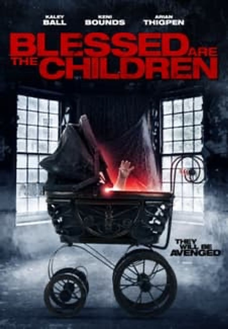 Blessed Are the Children Poster