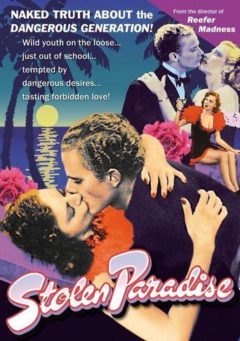 Stolen Paradise Poster
