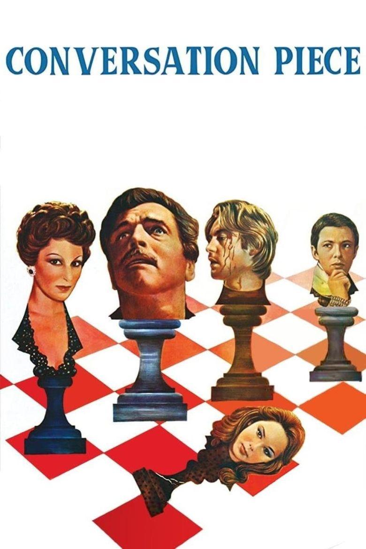 Conversation Piece Poster
