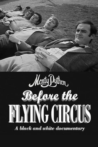 Before the Flying Circus Poster
