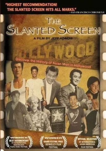 The Slanted Screen Poster