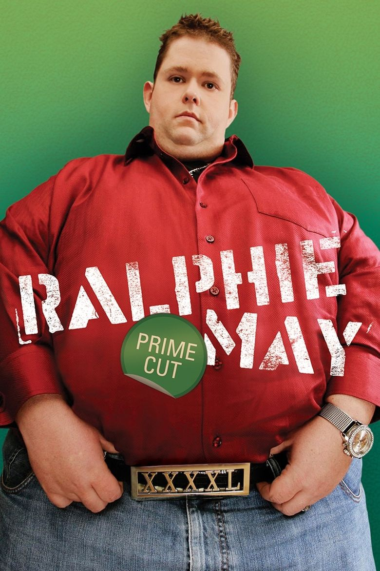 Ralphie May: Prime Cut Poster
