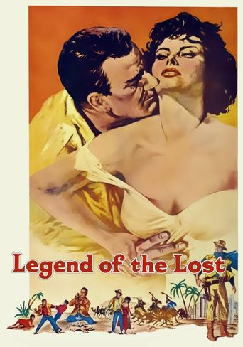 Watch Legend of the Lost