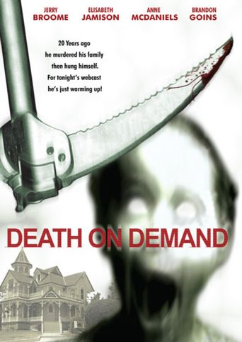 Death on Demand Poster