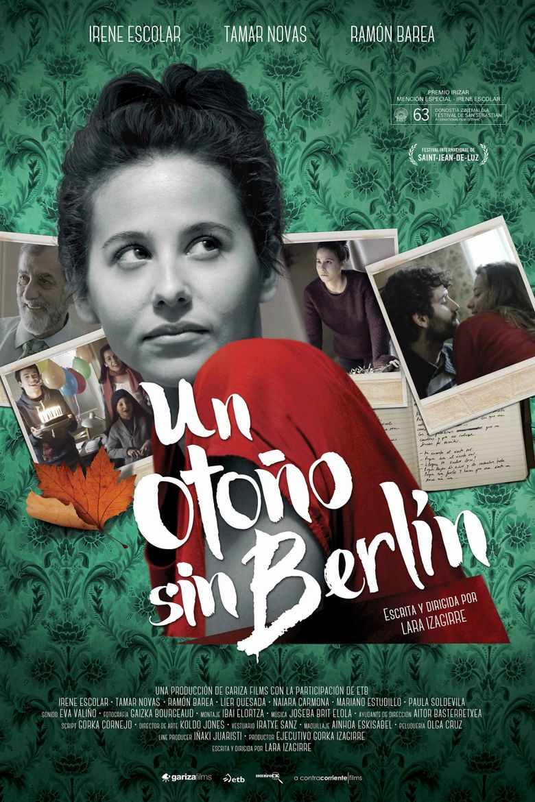 An Autumn Without Berlin Poster