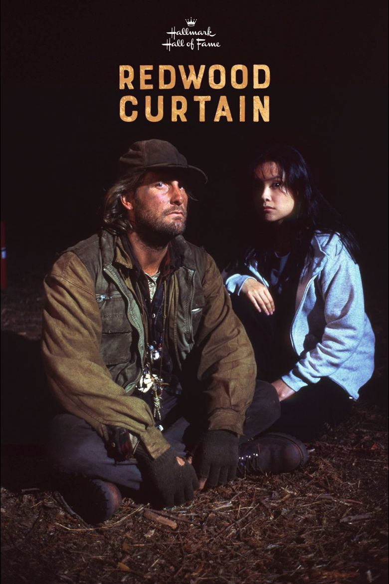 Redwood Curtain Poster