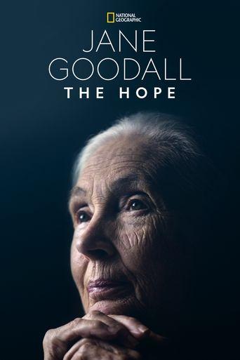Jane Goodall: The Hope Poster