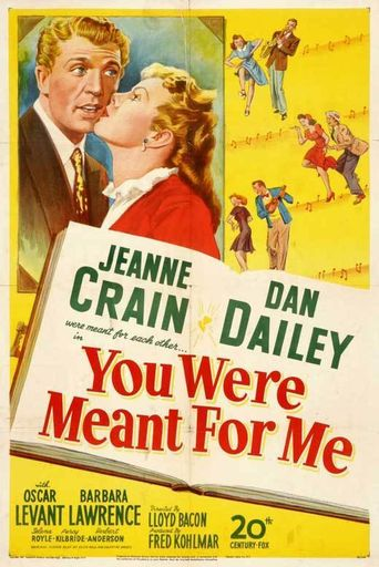 You Were Meant for Me Poster
