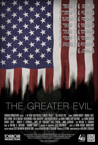 The Greater Evil Poster
