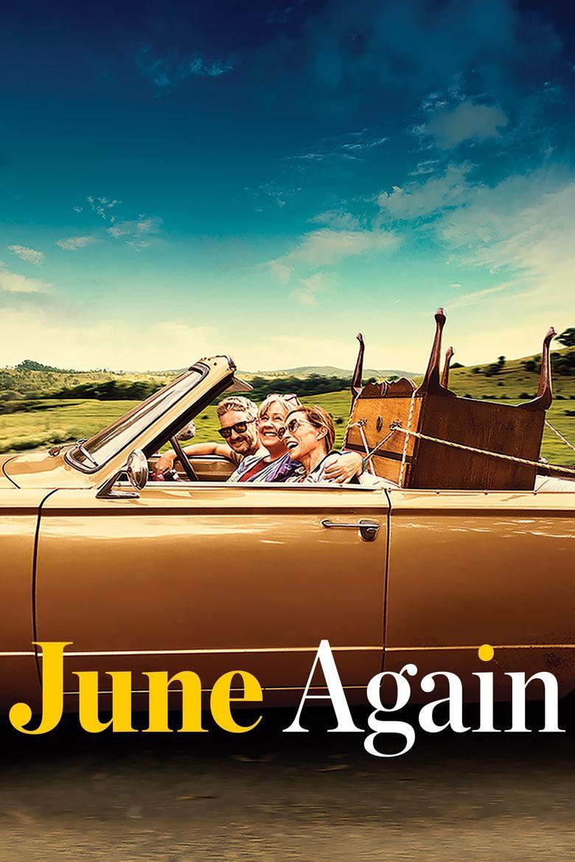 June Again Poster