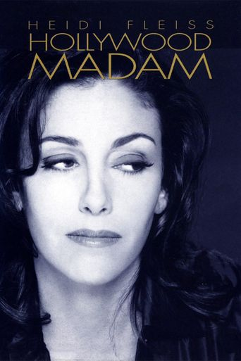 Heidi Fleiss: Hollywood Madam Poster