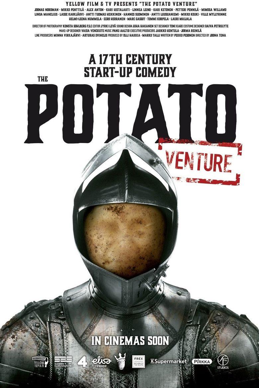 The Potato Venture Poster