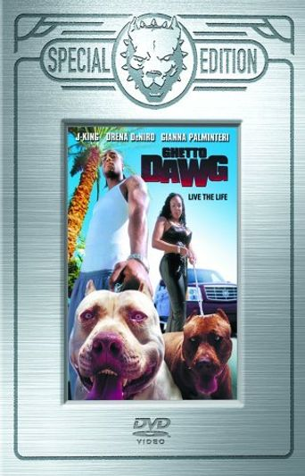 Ghetto Dawg Poster