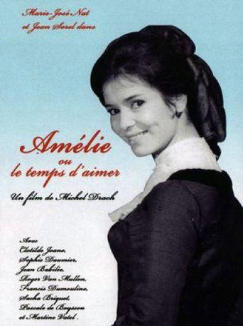 Amélie ou le temps d'aimer Poster