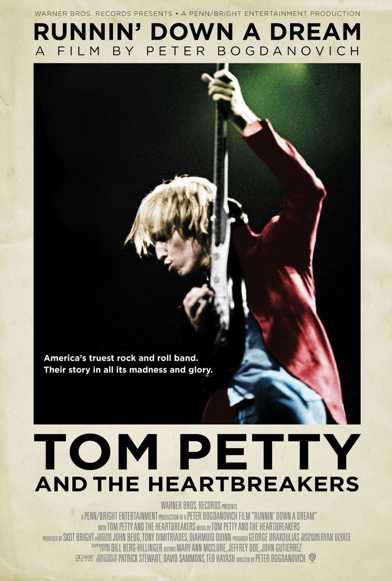 Tom Petty and the Heartbreakers: Runnin' Down a Dream Poster