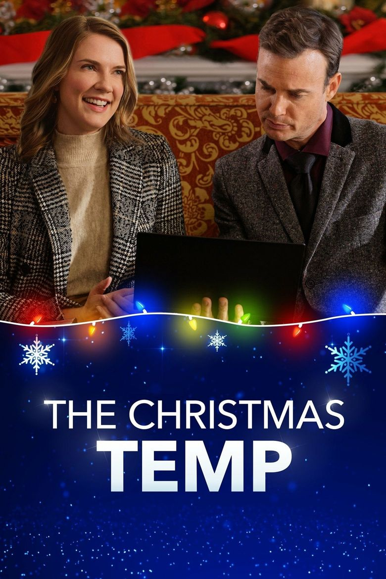 The Christmas Temp Poster