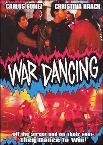War Dancing - Dance to Win Poster