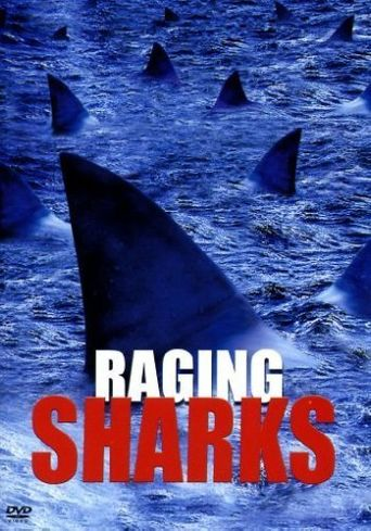 Raging Sharks Poster