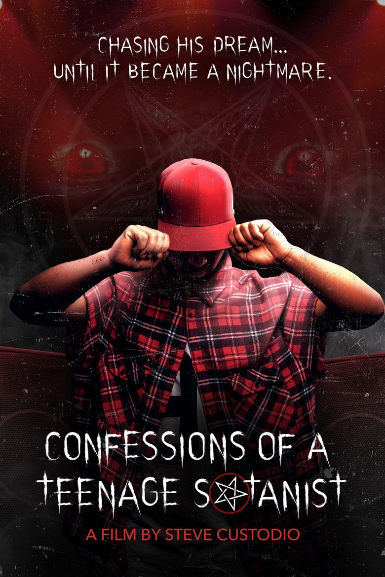 Confessions of a Teenage Satanist Poster