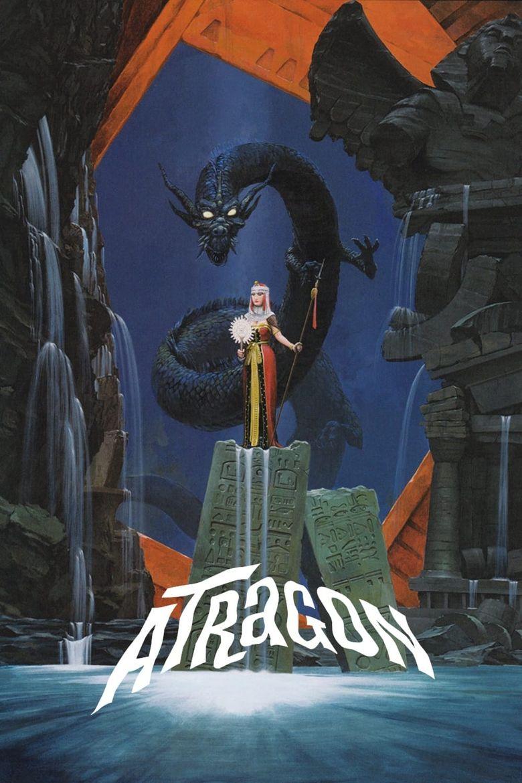 Atragon Poster