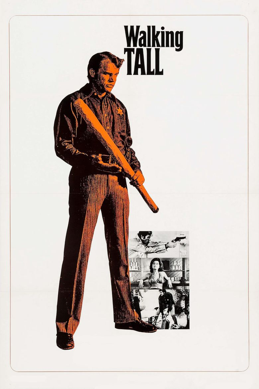 Walking Tall Poster