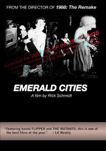 Emerald Cities Poster