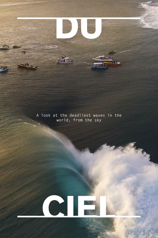 Surfing Presents: Du Ciel Poster