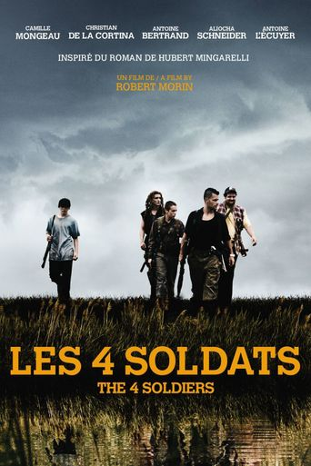 The 4 Soldiers Poster